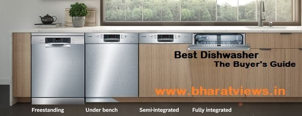 Best dishwasher in India- buyer guide
