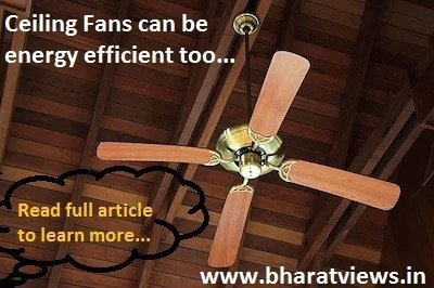 Top 10 best ceiling fans in India