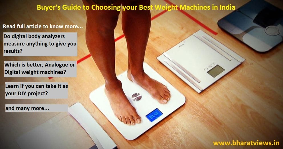 Buying guide to best weight machines in India