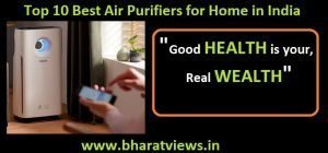top 10 best air purifiers for home in India