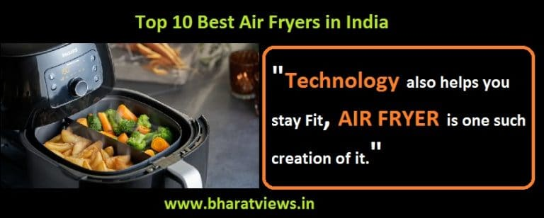 Top 10 best air fryers in India
