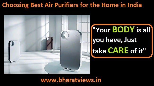 Choosing Best Air Purifiers for the Home in India
