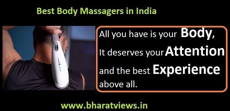 best body massagers in India
