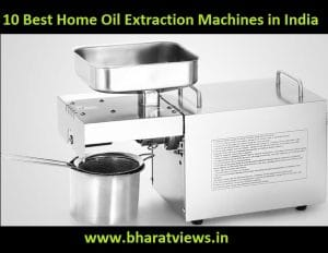 10 best home oil extraction machines under Rs20000/Rs25000