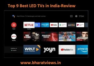 Top 9 Best LED TVs in India-Review