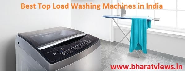 best 10 top load washing machines in India
