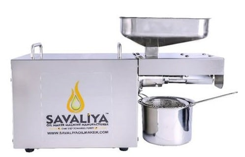 best oil making machine for home