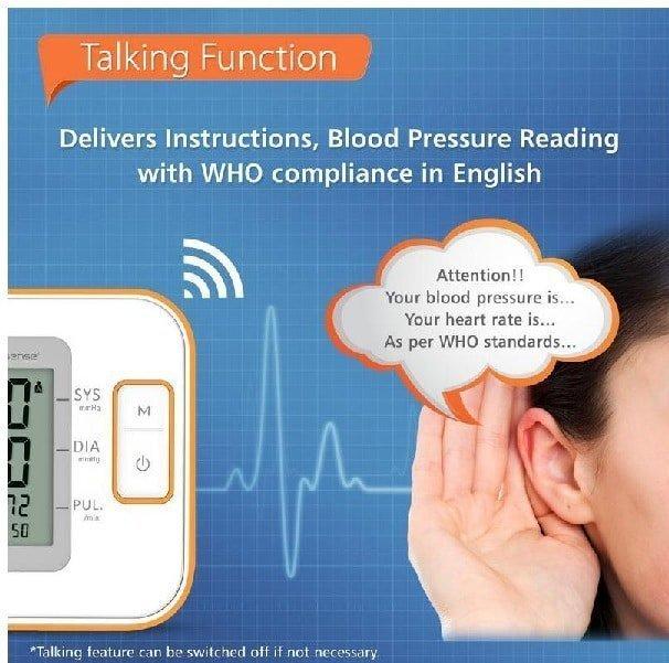Top 10 Best Blood Pressure Machine/BP Monitors in India
