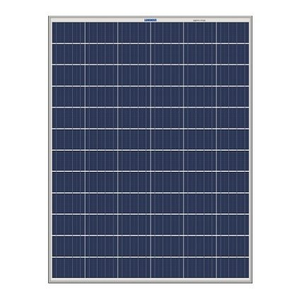 best luminous poly-crystalline solar panels in India