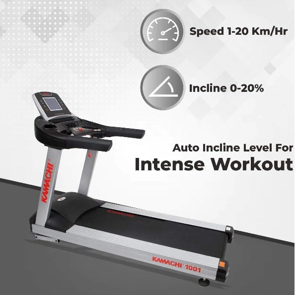 Best commercial treadmill in India