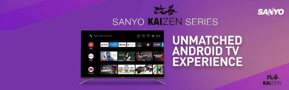 Best Sanyo by Panasonic affordable LED TV