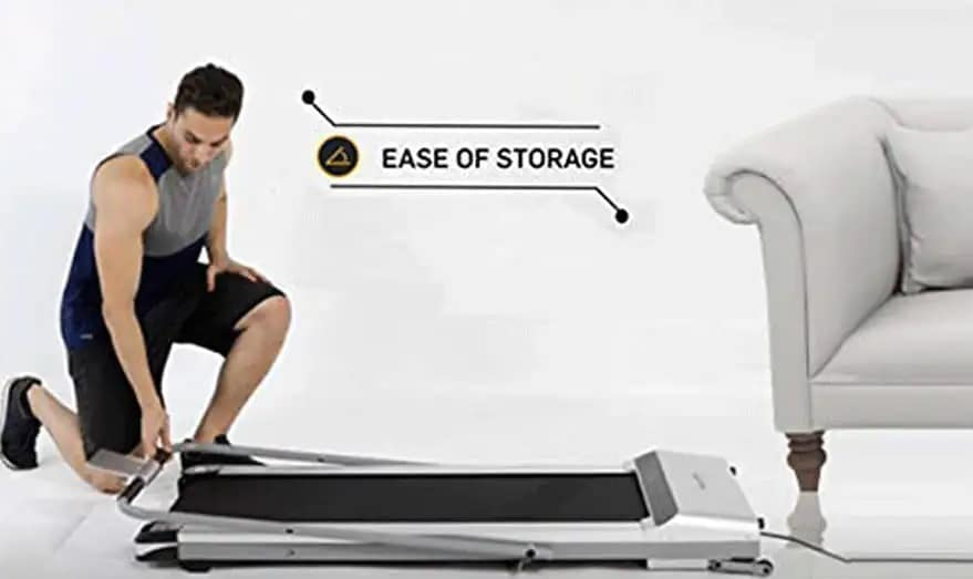 best treadmill with zero installation needed