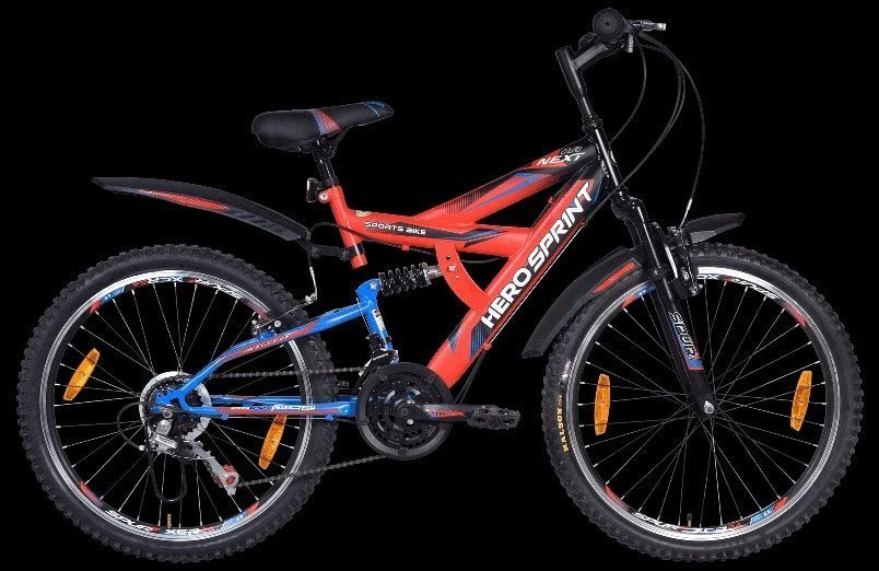 Best selling bicycle models in India
