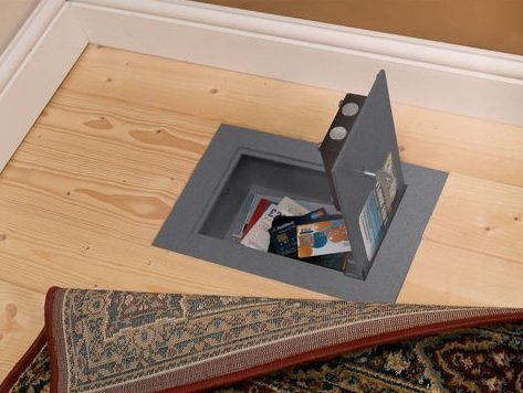 Best floor safe for home and office