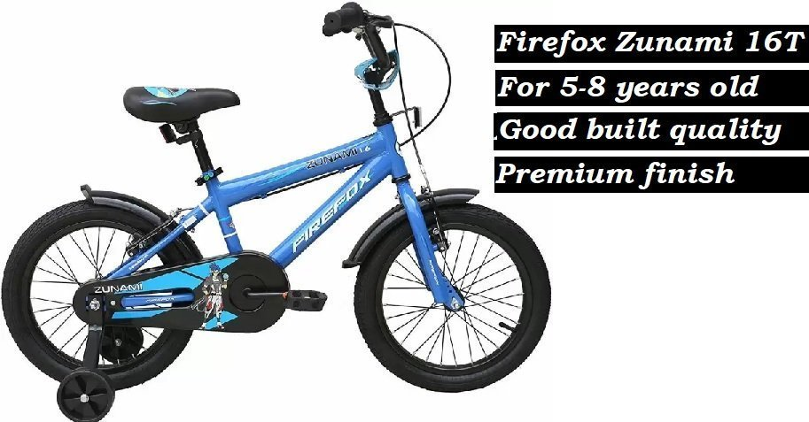Best cycle for boy kid