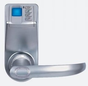 best fingerprint lock for doors