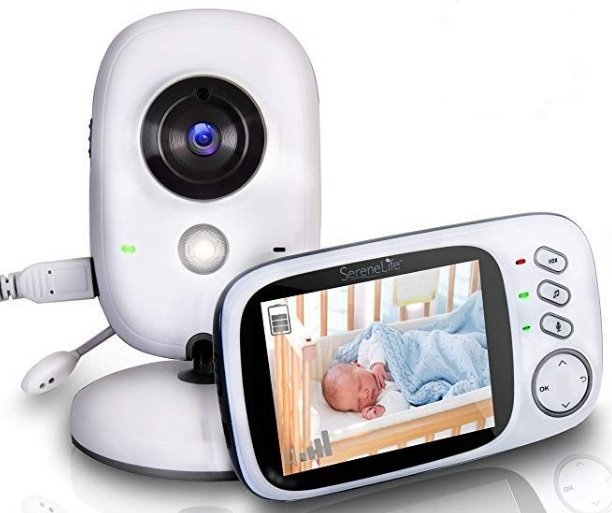 best wireless baby camera monitors
