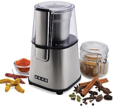 Usha Dry Spice Masala and Coffee Grinder
