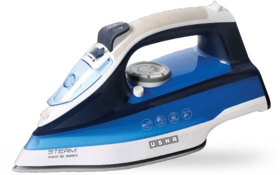 Usha Steam Pro 3820 2000-Watt Steam Iron
