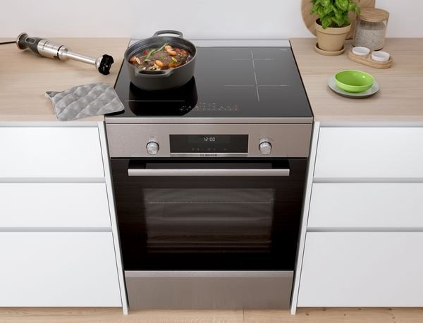 best free standing induction stove with oven