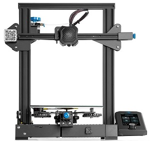 Cheap 3D printers with color display