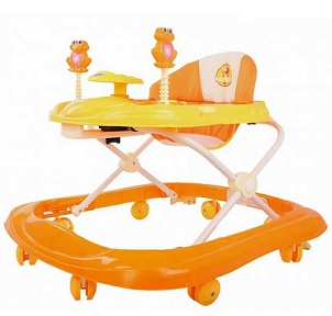 best baby walker for girls by BAYBEE