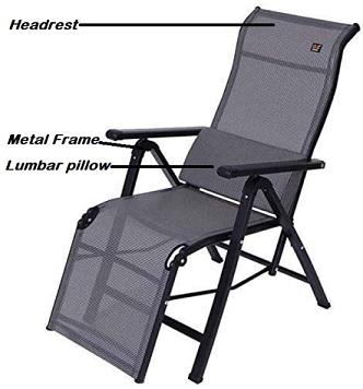 Best zero gravity foldable chair