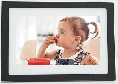 best digital photo frame with Wi-Fi connectivity