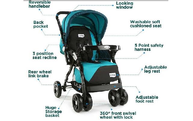 Best LUVLAP stroller in India