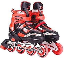 Best inline skates in India with adjustments