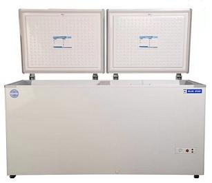 best double door deep freezer