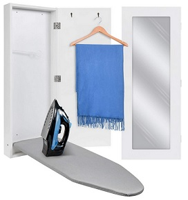 Best wall mounted ironing board