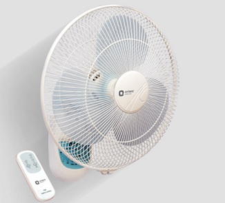 top 10 best wall mounted fans in India