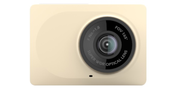 best in dash camera for car by YI