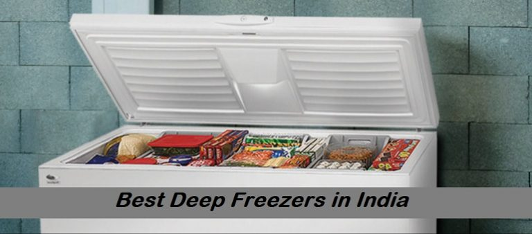 best chest freezers in India