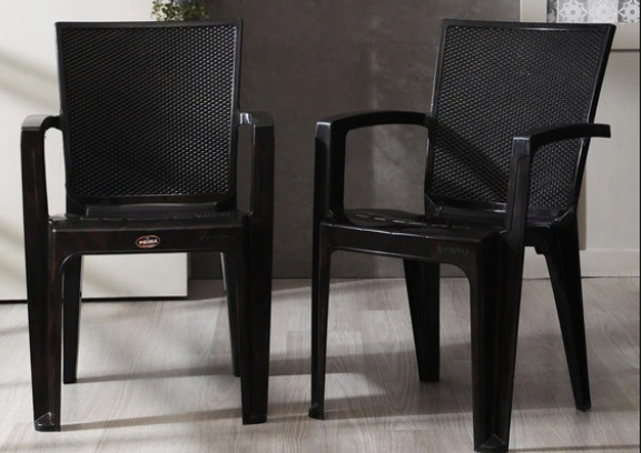 best plastic chairs in India