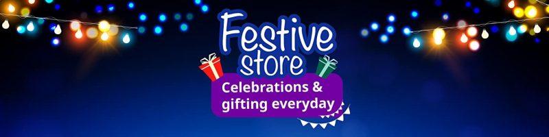 Amazon's Festive Store